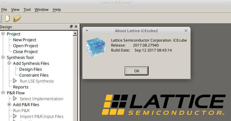 Installing Lattice iCEcube2 FPGA tools on Ubuntu - Pascal Cotret @ ENSTA  Bretagne